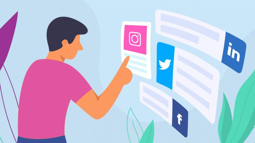 احصائيات الشبكات الاجتماعية