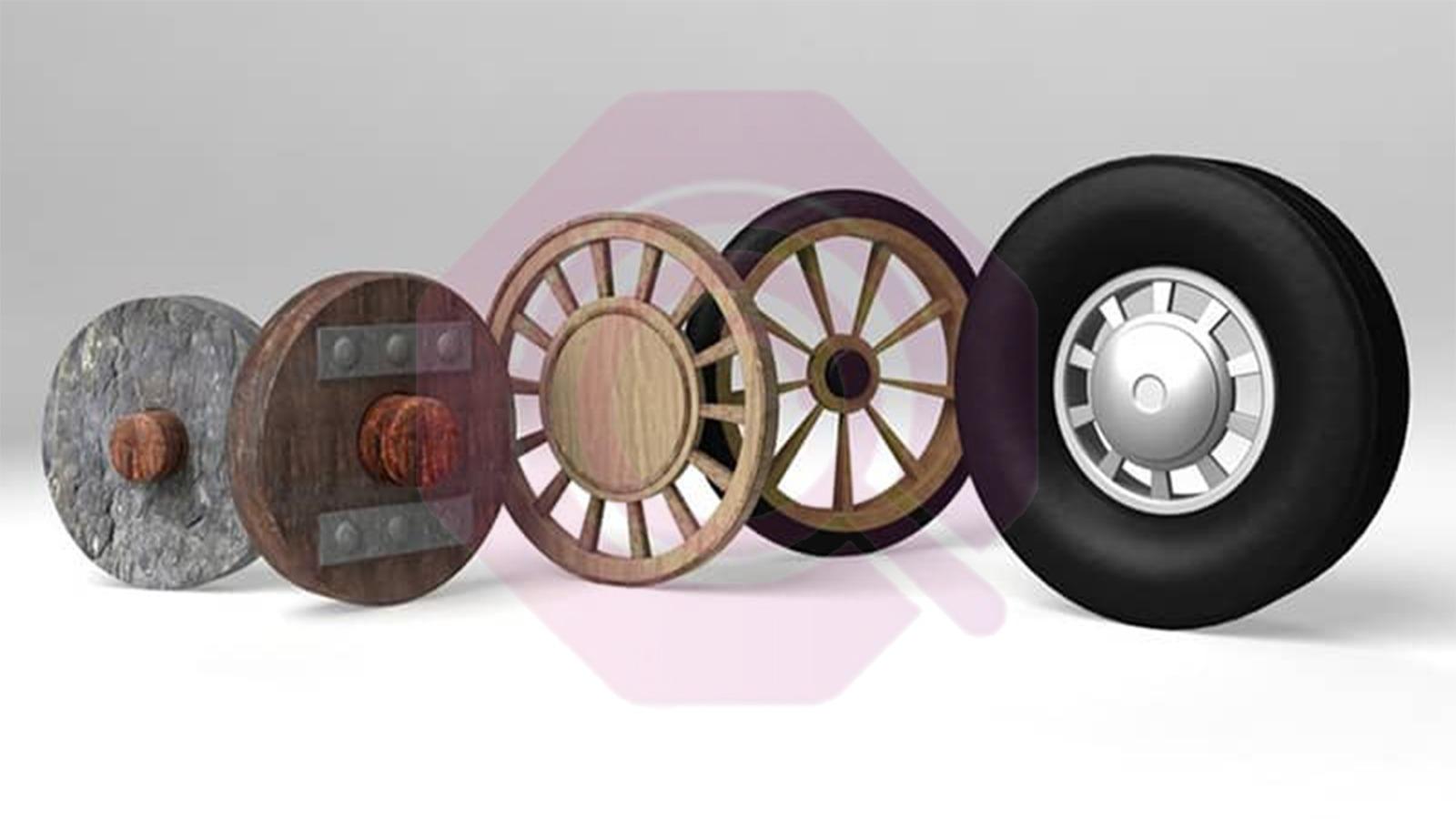 لا تعيد اختراع العجلة