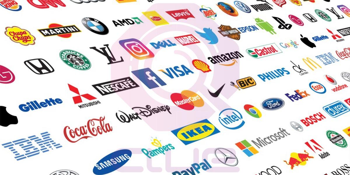 علامات تجارية مشهورة